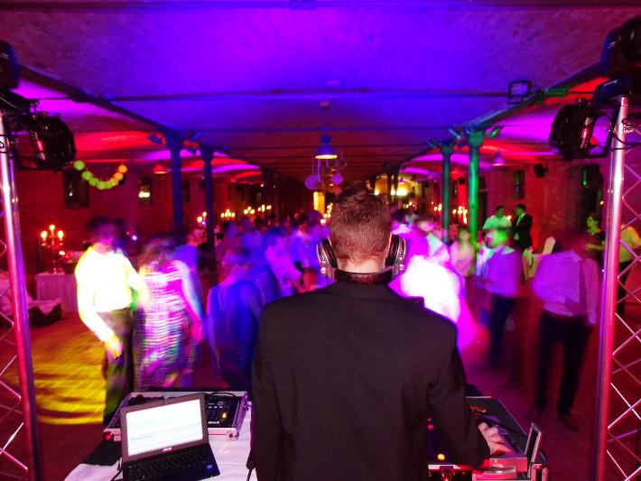 Event DJ Raiko auf einer Hochzeit - Landgut Stober Nauen