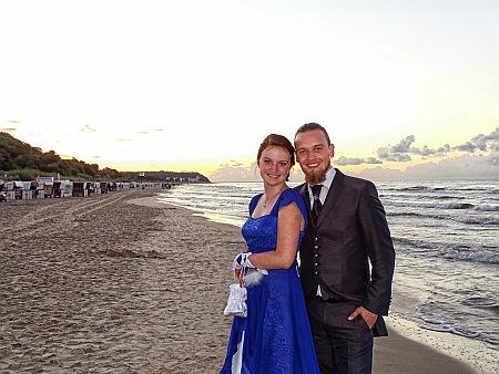 Hochzeit im Seebad Heringsdorf