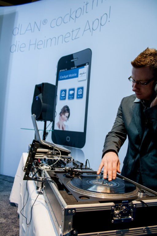 IFA Messe DJ Berlin