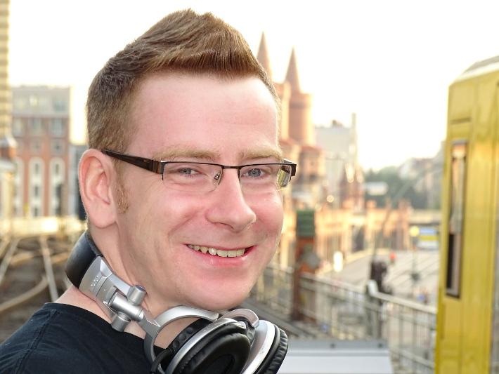 DJ Raiko in Berlin