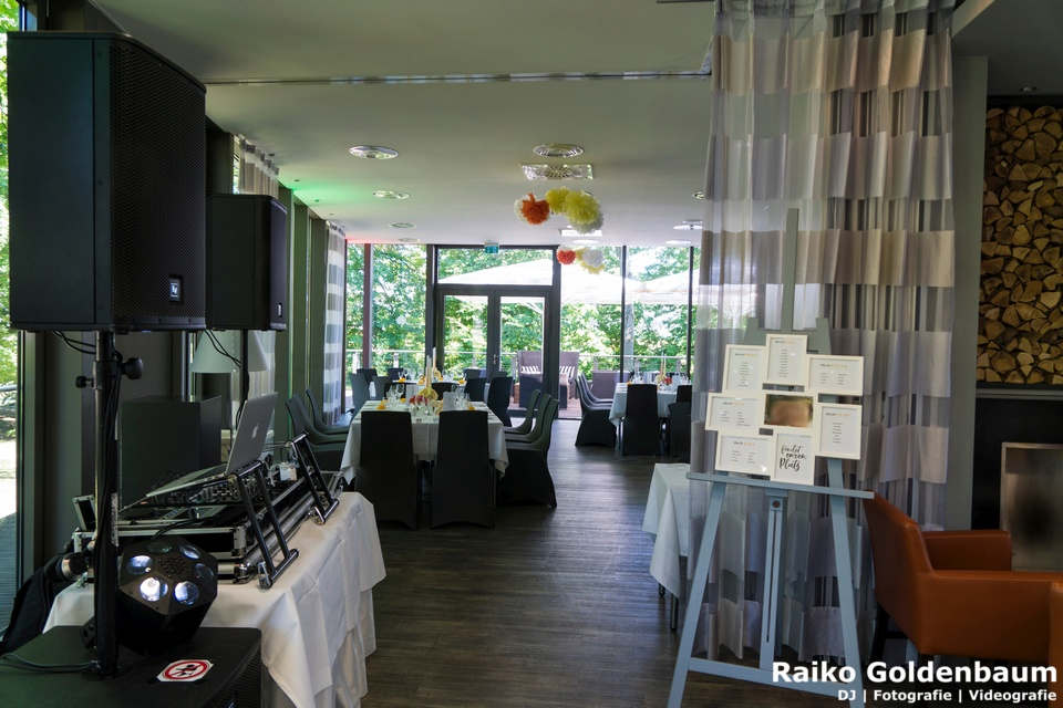 Dorotheenhof Weimar Hochzeit DJ