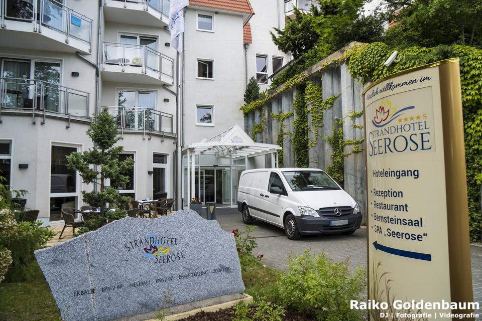 Hotel Seerose Kölpinsee