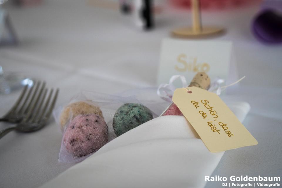 Marcolinis Welt Dresden Hochzeitsdeko