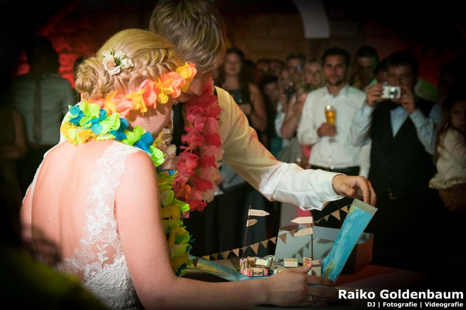 Marcolinis Welt Hochzeitsfeier