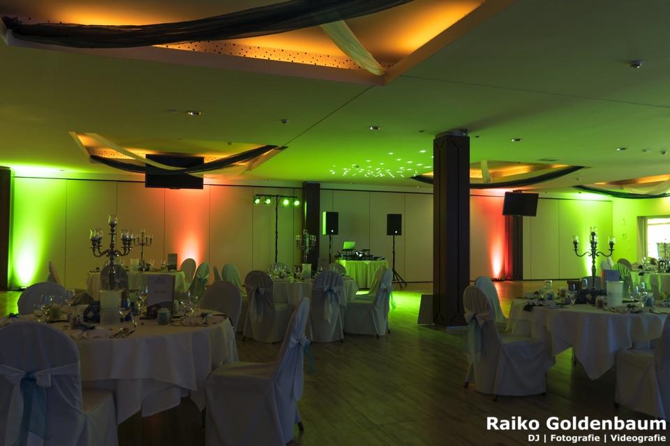Strandhotel Seerose Kölpinsee Hochzeit