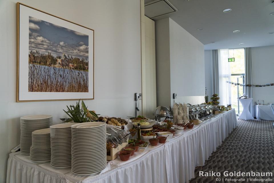 Arcona Hotel am Havelufer Potsdam Hochzeitsbuffet