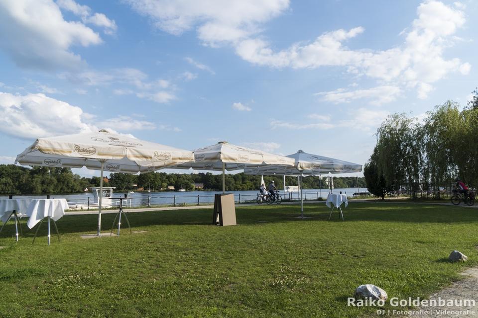 Arcona Hotel am Havelufer Potsdam heiraten Außenbereich