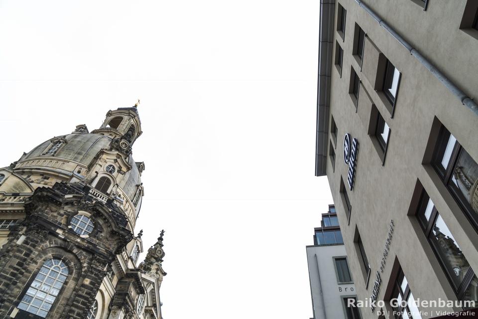 Hilton Dresden an der Frauenkirche Hochzeit
