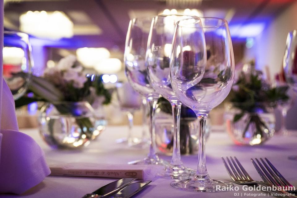 Tischdeko Hochzeit Dresden Hilton