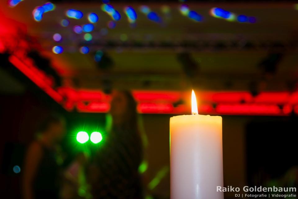 Arthotel Kiebitzberg Havelberg Hochzeit Kerzenschein