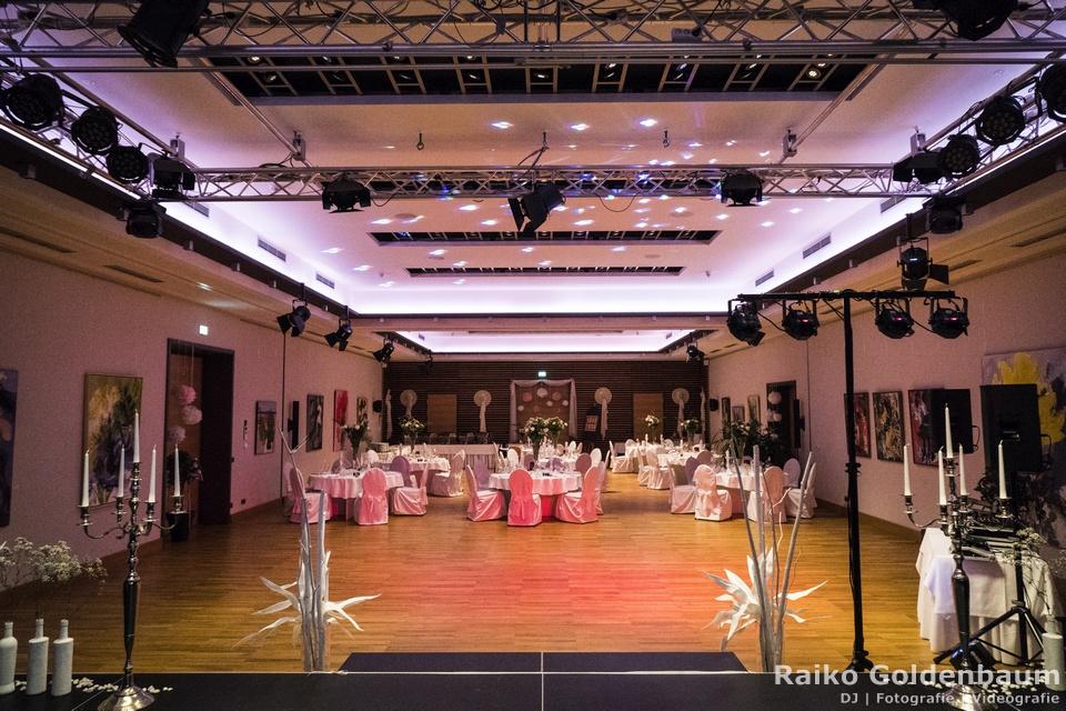 Arthotel Kiebitzberg Havelberg Hochzeit Saal