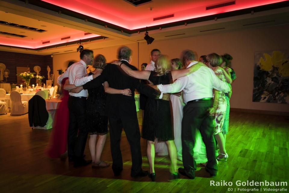 Arthotel Kiebitzberg Havelberg Hochzeit letzter Tanz