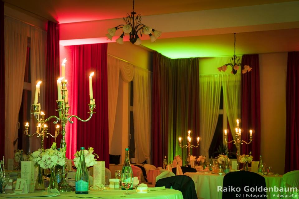Gut Gnewikow Hochzeit Saal