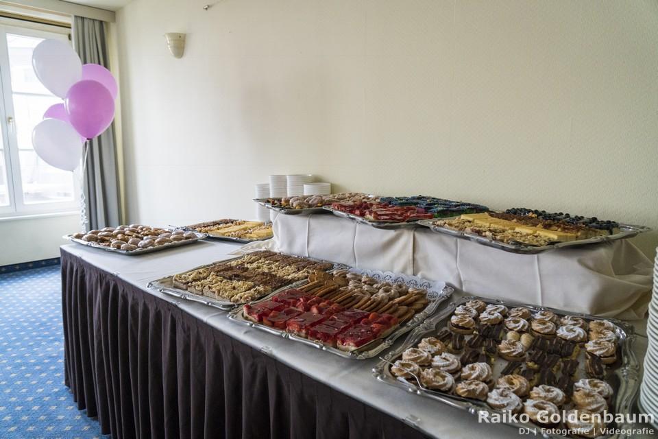 Seehotel Zeuthen Hochzeit Buffet