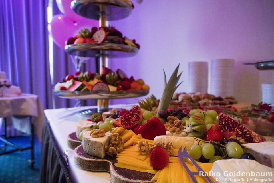 Seehotel Zeuthen Hochzeit Salatbuffet