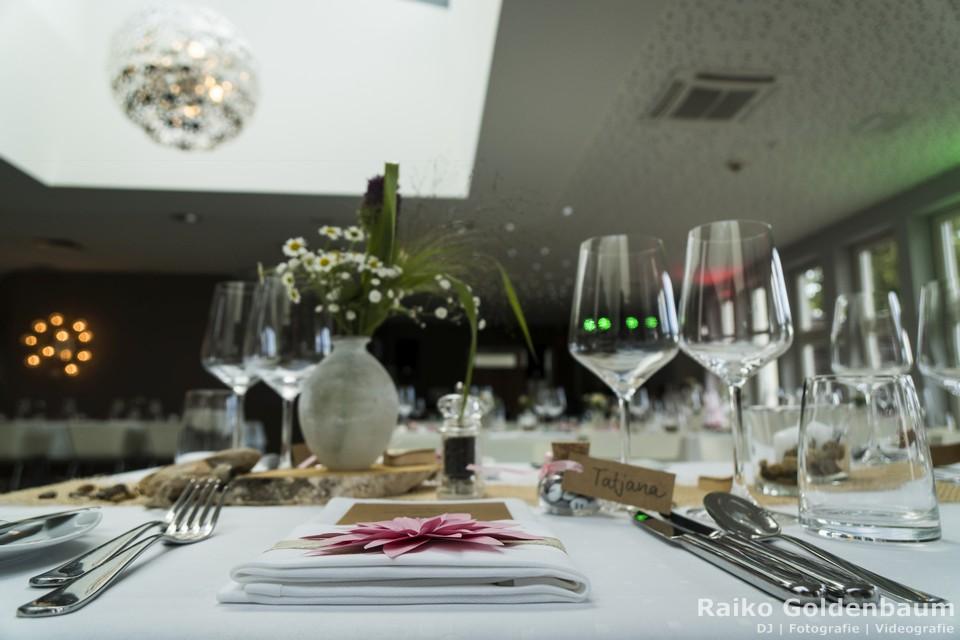 Aspria Hannover Maschsee Hochzeit Abendessen