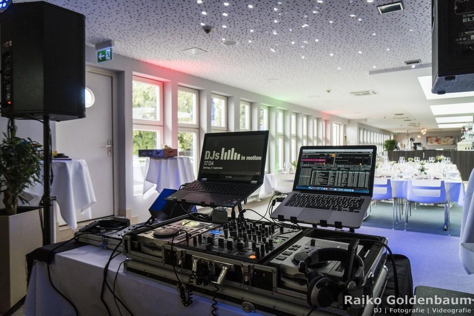 Aspria Hannover Maschsee Hochzeit DJ