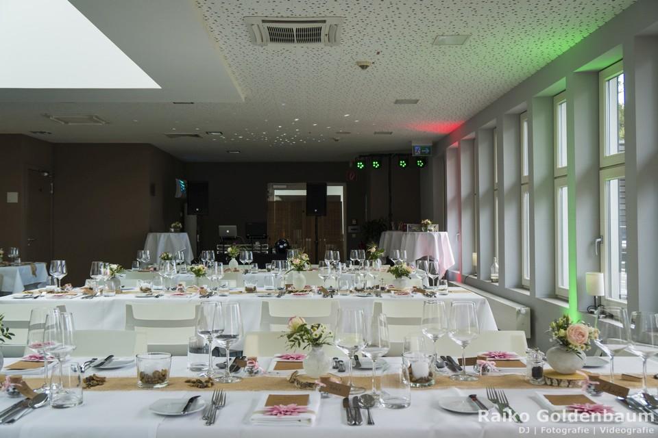 Aspria Hannover Maschsee Hochzeit Restaurant