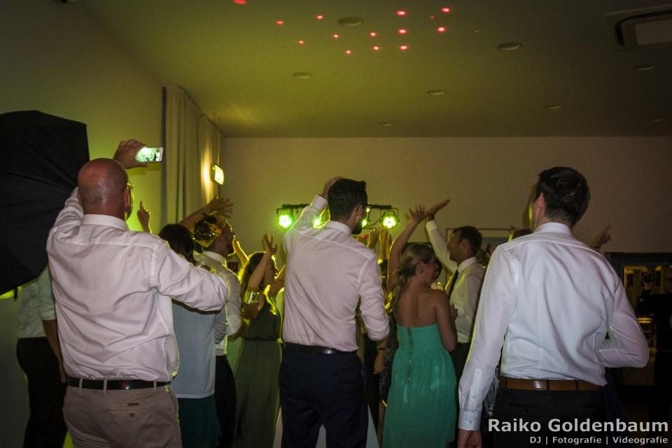 DJ Göttingen Hochzeitsfeier