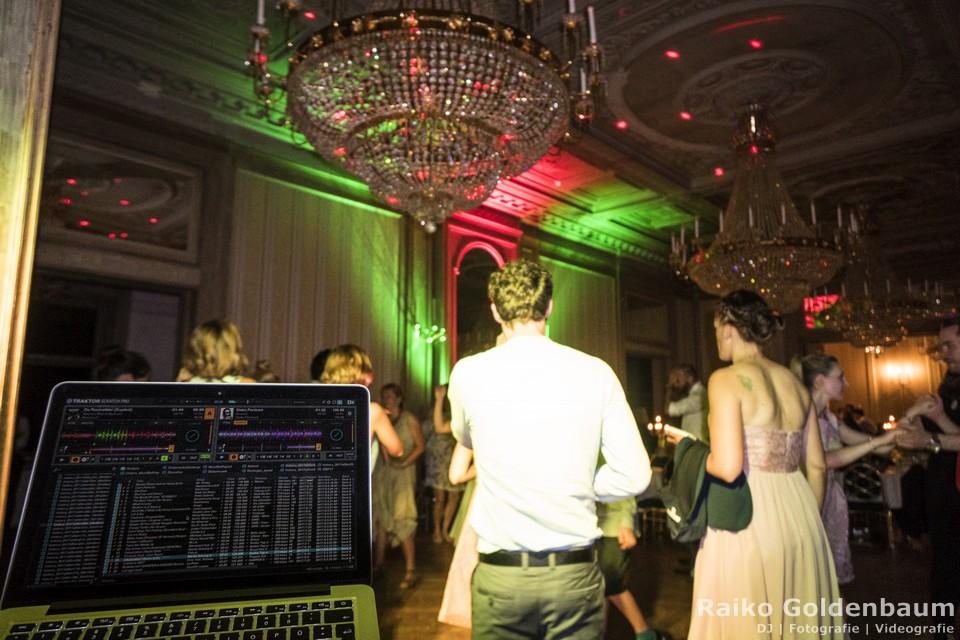 DJ London Hochzeit