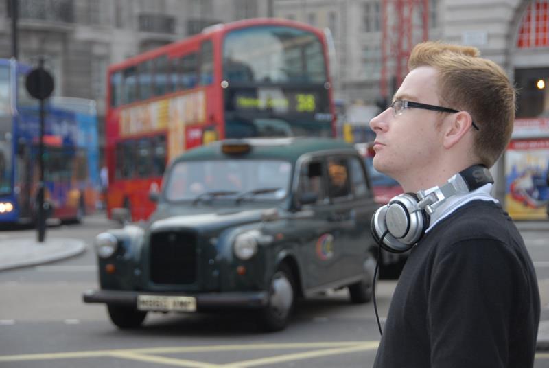 Deutsche DJ London