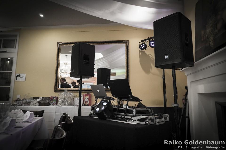 Café Wildau Hochzeit DJ