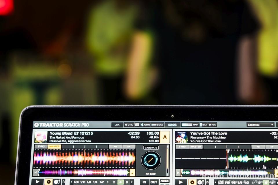 DJ in Apolda