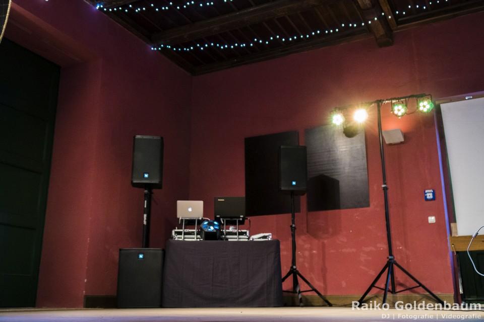 DJ Hochzeit Gut Suckow