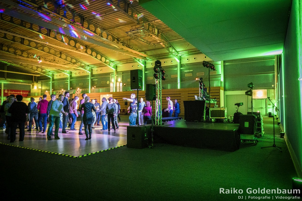 Firmenevent Orafol Europe MBS Arena Oranienburg