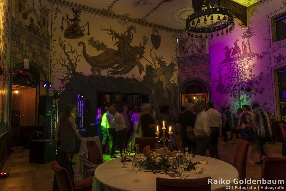 Wartburg Eisenach Hochzeitsfeier