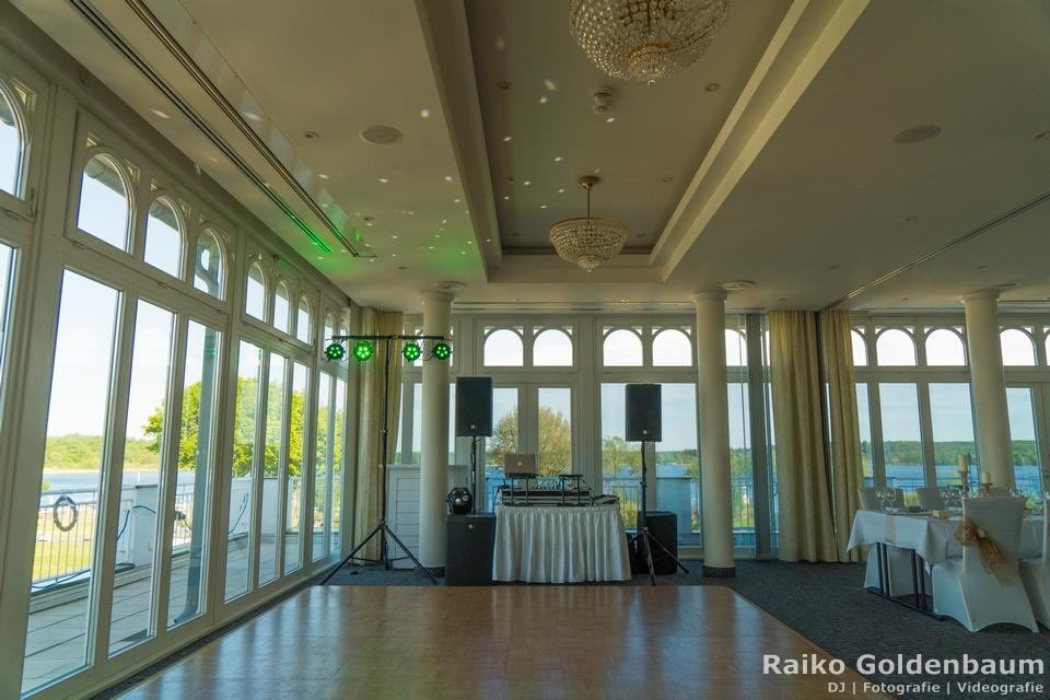 Hochzeitsfeier Resort am Schwielowsee Werder Havel