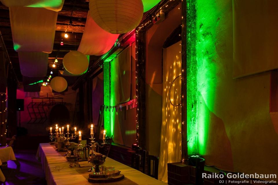 Schloss Rattey Hochzeitsfeier