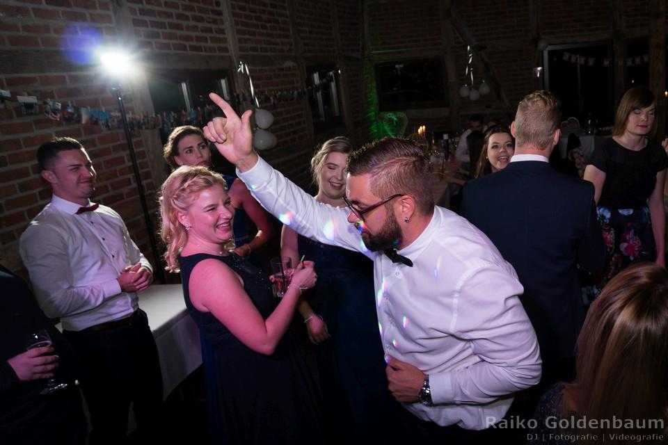 Gut Lippesee Paderborn Hochzeitsfeier DJ