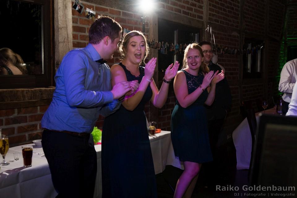 Gut Lippesee Paderborn Hochzeit Party