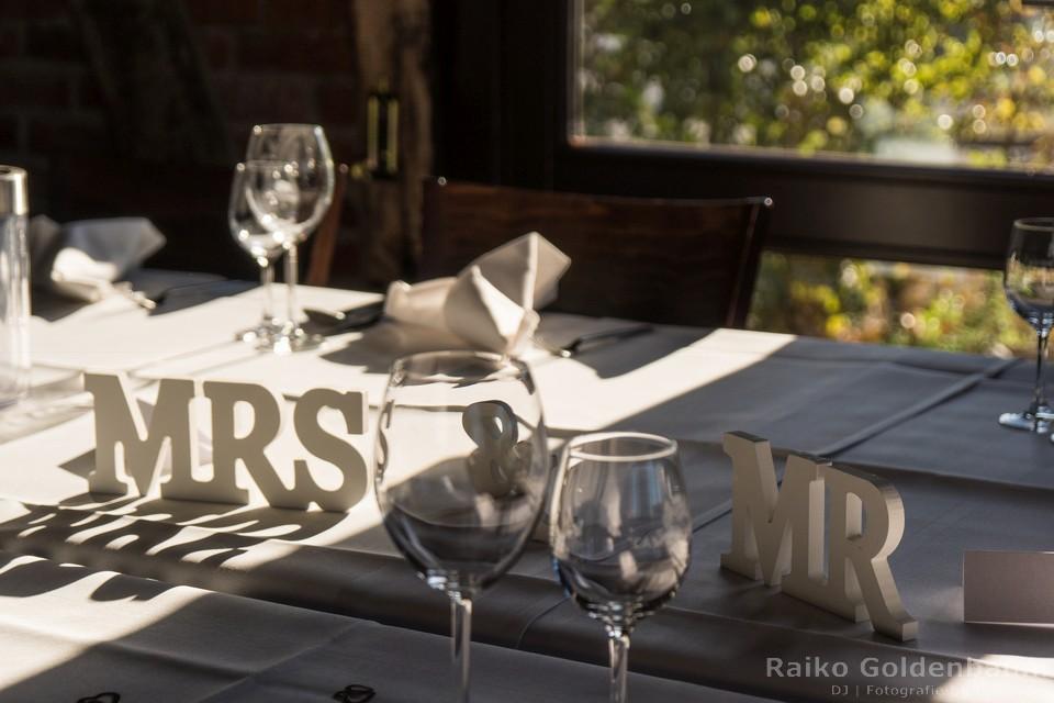 Gut Lippesee Paderborn Hochzeitsfeier Tischdeko